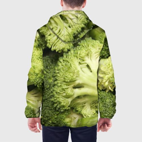 Мужская куртка 3D  Фото 05, Брокколи