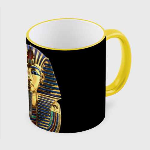 Кружка с полной запечаткой  Фото 01, Фараон Тутанхамон