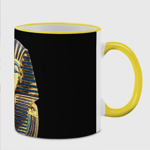 Кружка с полной запечаткой  Фото 02, Фараон Тутанхамон