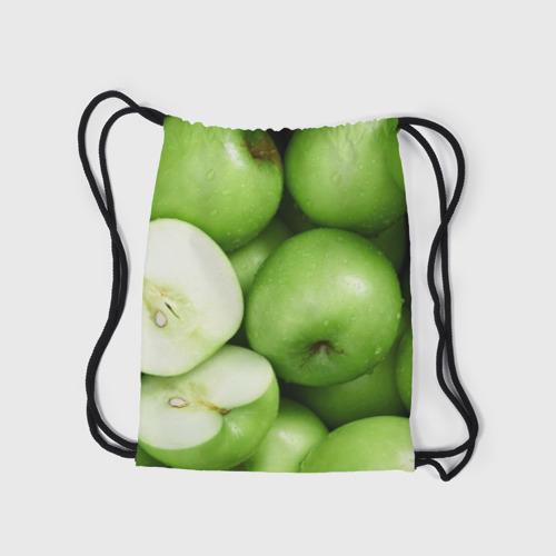 Рюкзак-мешок 3D  Фото 05, Яблочная