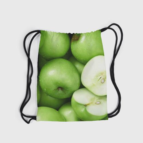 Рюкзак-мешок 3D  Фото 04, Яблочная