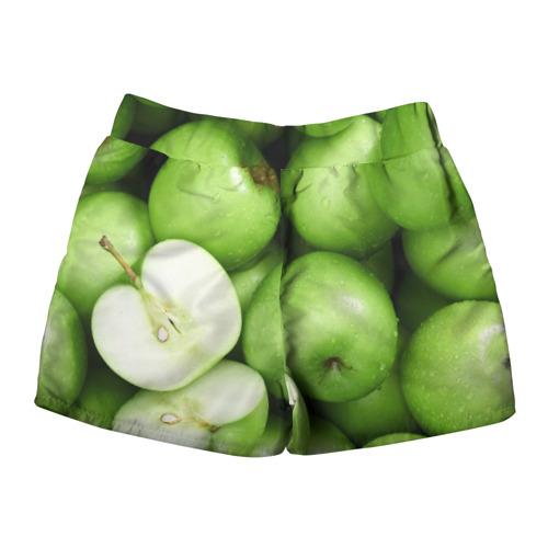 Женские шорты 3D  Фото 02, Яблочная