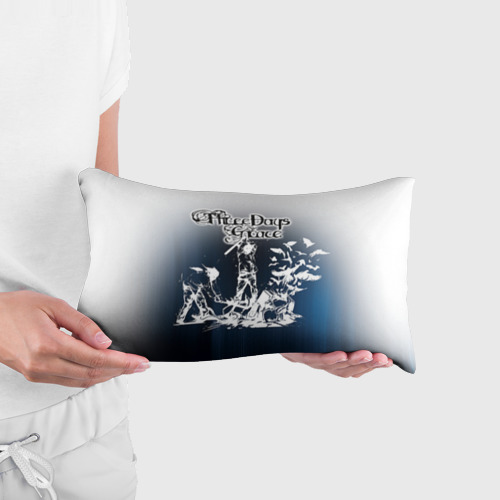 Подушка 3D антистресс  Фото 03, Three Days Grace 2