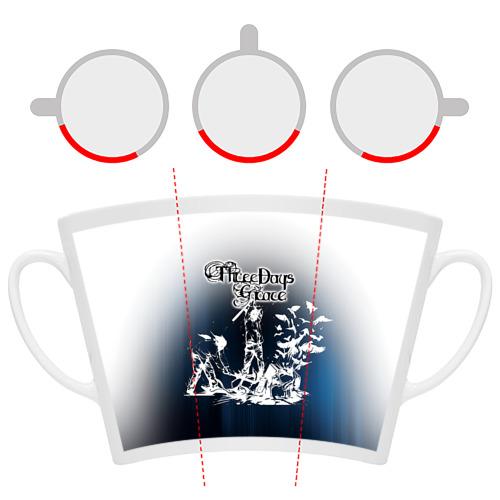 Кружка Латте  Фото 06, Three Days Grace 2