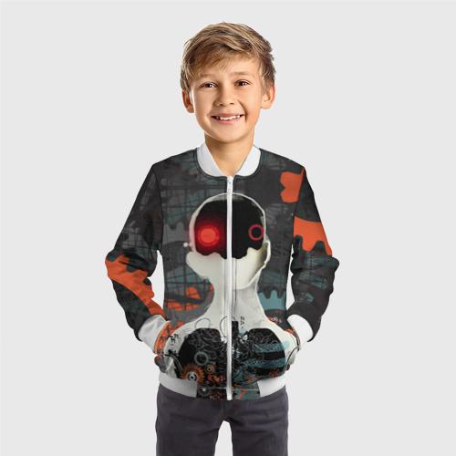 Детский бомбер 3D  Фото 05, Three Days Grace 3