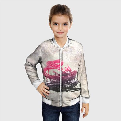 Детский бомбер 3D  Фото 06, Three Days Grace 5