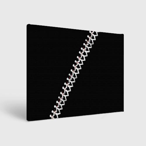 Холст прямоугольный  Фото 01, Three Days Grace 9