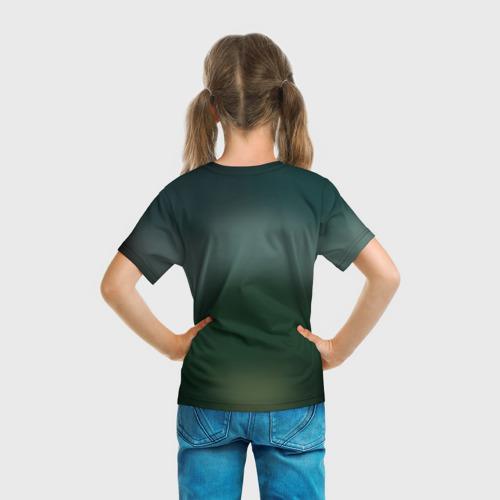 Детская футболка 3D  Фото 04, Секретные материалы 1