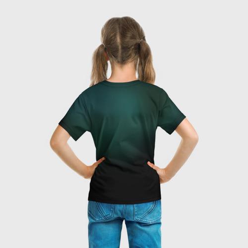 Детская футболка 3D  Фото 04, Секретные материалы 3
