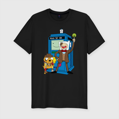DR WHO ADVENTURE TIME