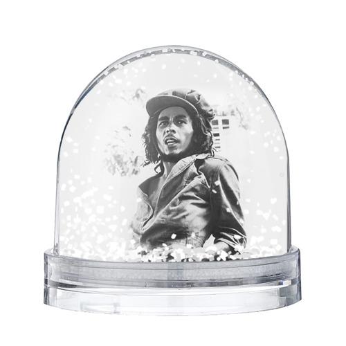 Водяной шар со снегом Боб Марли 1