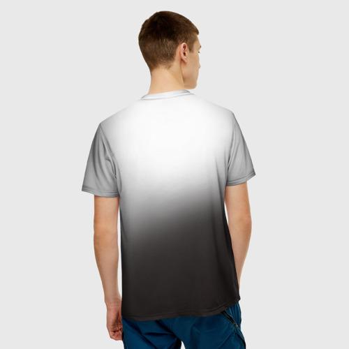Мужская футболка 3D Гагарин 1 Фото 01
