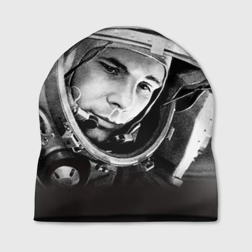 Шапка 3D Гагарин 1