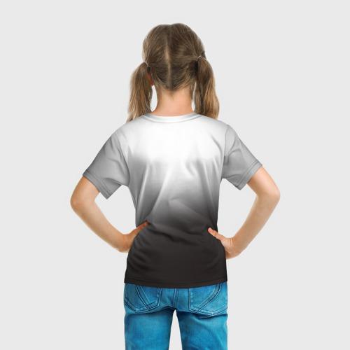 Детская футболка 3D 'Гагарин 1'