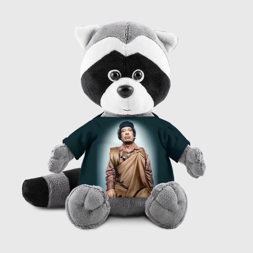 Енотик в футболке 3D  Фото 01, Каддафи 1