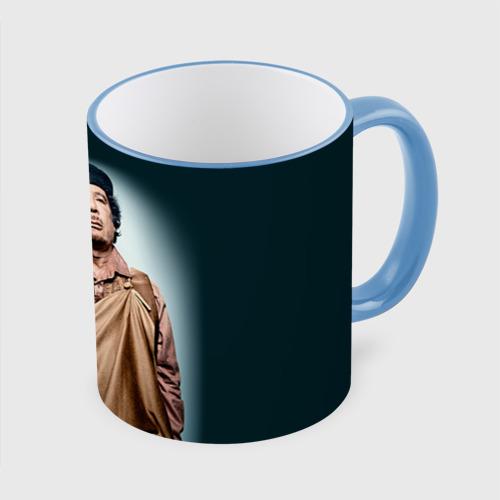 Кружка с полной запечаткой  Фото 01, Каддафи 1