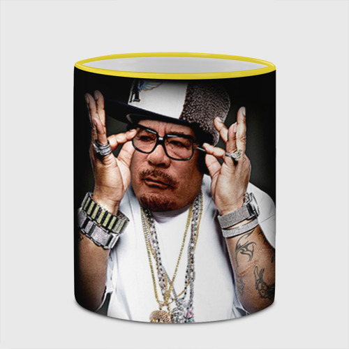 Кружка с полной запечаткой  Фото 03, Каддафи 2