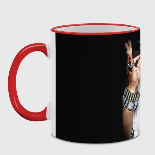 Кружка с полной запечаткой  Фото 04, Каддафи 2