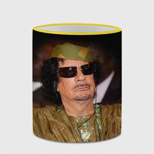 Кружка с полной запечаткой  Фото 03, Каддафи 3