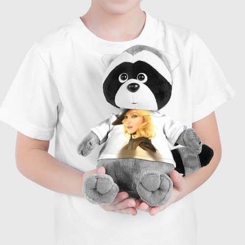 Енотик в футболке 3D  Фото 04, Мадонна 2