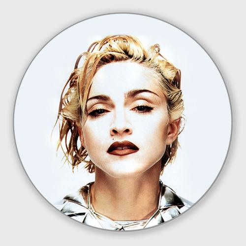Коврик круглый  Фото 01, Мадонна 3