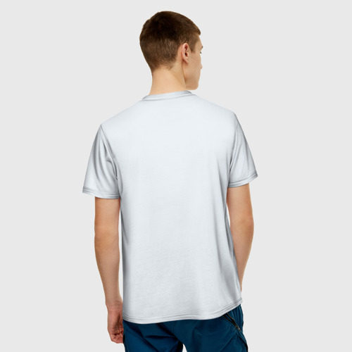 Мужская футболка 3D Мадонна 3 Фото 01