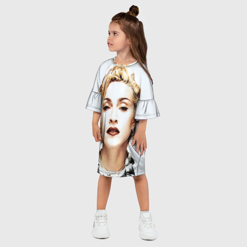 Детское платье 3D Мадонна 3 Фото 01