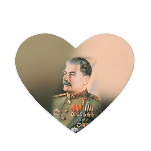 Коврик для мыши сердце  Фото 01, Сталин 1