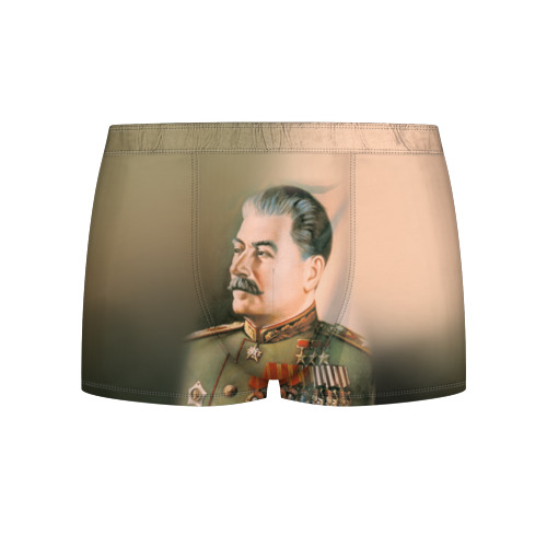 Мужские трусы 3D Сталин 1