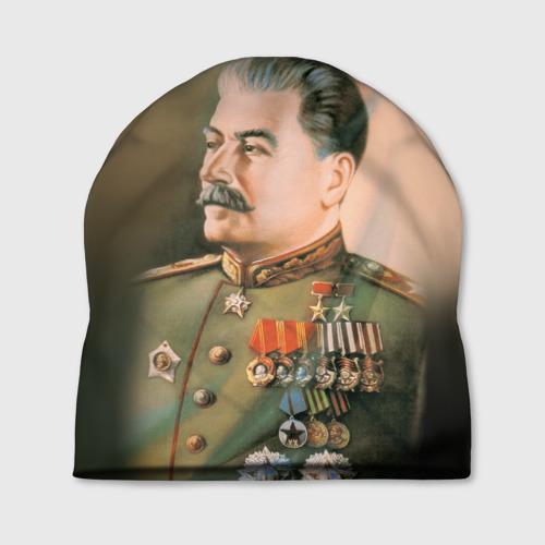 Шапка 3D Сталин 1