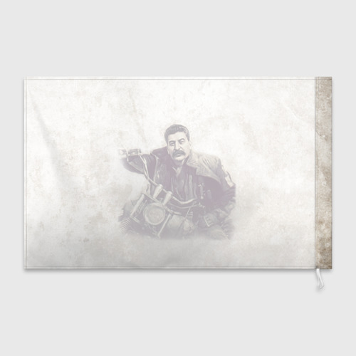 Флаг 3D Сталин 2 Фото 01