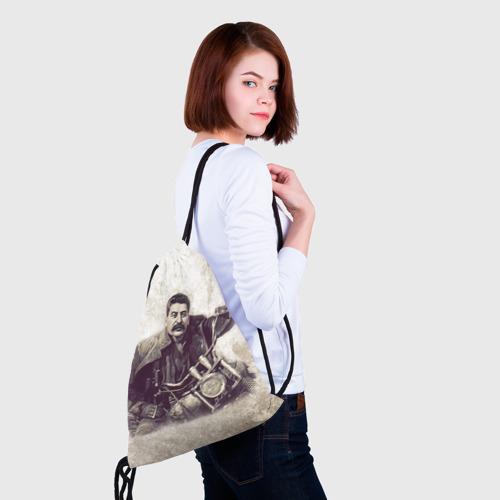 Рюкзак-мешок 3D Сталин 2 Фото 01