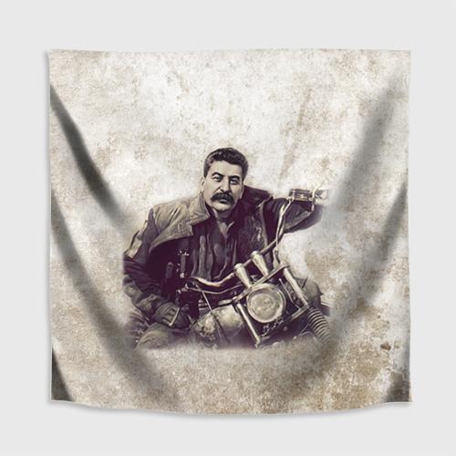 Скатерть 3D Сталин 2 Фото 01
