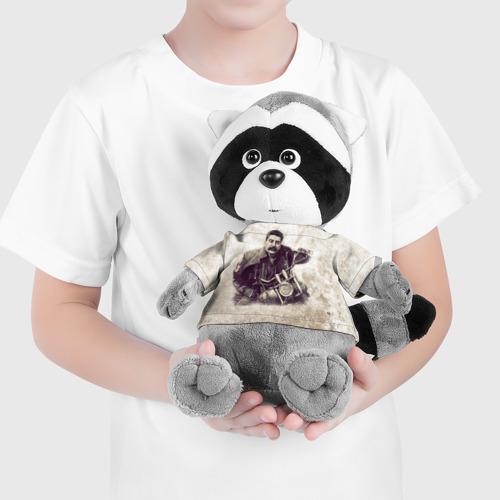 Енотик в футболке 3D Сталин 2 Фото 01