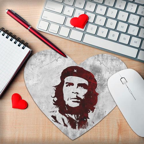 Коврик сердце  Фото 02, Че Гевара 1