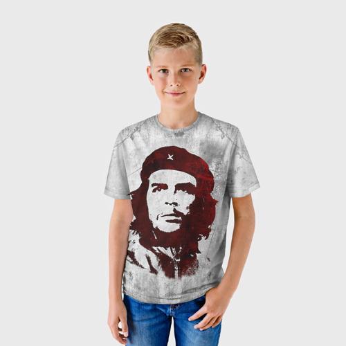 Детская футболка 3D Че Гевара 1