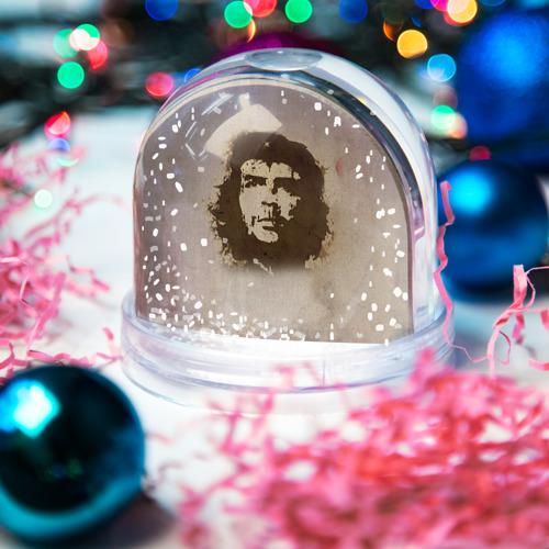 Водяной шар со снегом  Фото 03, Че Гевара 2