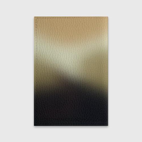 Обложка для паспорта матовая кожа  Фото 02, Элвис 1