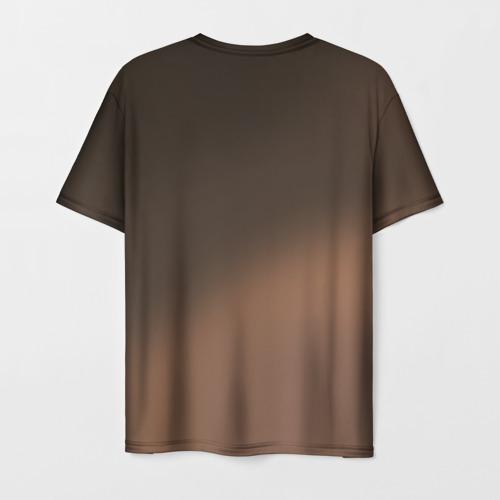 Мужская футболка 3D Ария Фото 01