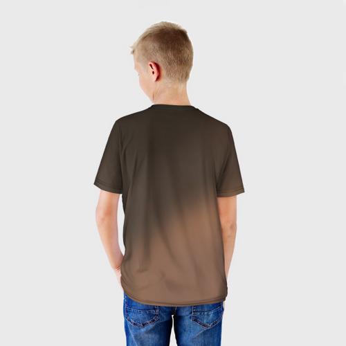 Детская футболка 3D  Фото 02, Ария