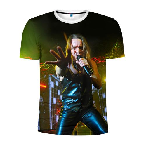 Мужская футболка 3D спортивная  Фото 01, Кипелов 1