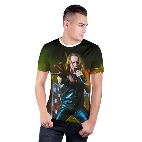 Мужская футболка 3D спортивная  Фото 03, Кипелов 1