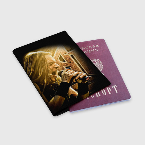 Обложка для паспорта матовая кожа  Фото 03, Кипелов 2