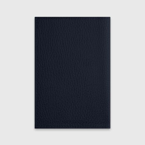 Обложка для паспорта матовая кожа  Фото 02, Король и Шут 1