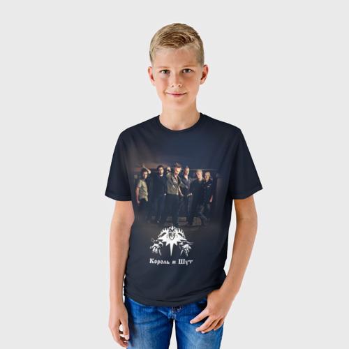 Детская футболка 3D Король и Шут 1