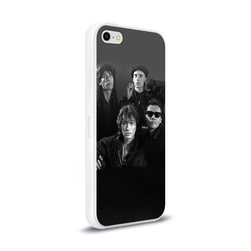 Чехол для Apple iPhone 5/5S силиконовый глянцевый  Фото 02, Кино