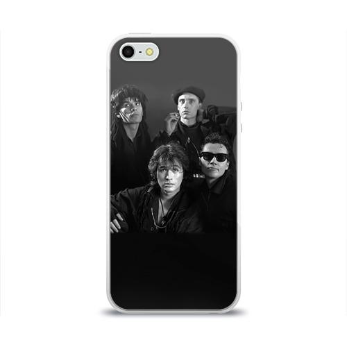 Чехол для Apple iPhone 5/5S силиконовый глянцевый  Фото 01, Кино