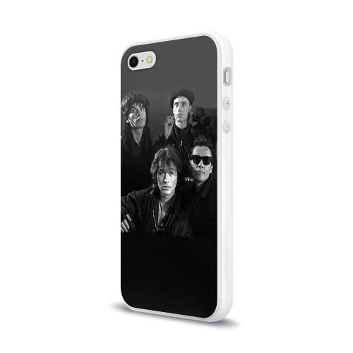 Чехол для Apple iPhone 5/5S силиконовый глянцевый  Фото 03, Кино