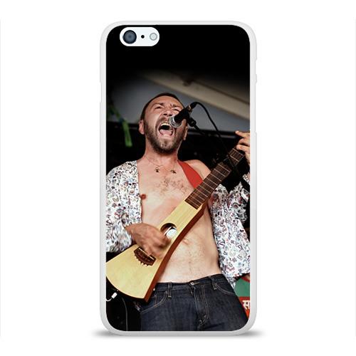 Чехол для Apple iPhone 6Plus/6SPlus силиконовый глянцевый  Фото 01, Ленинград 1
