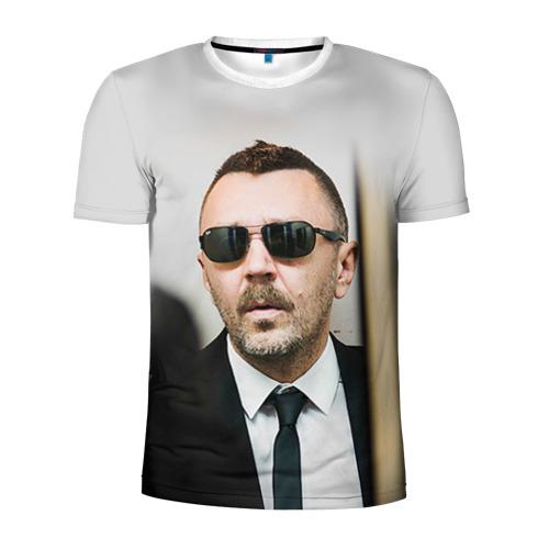 Мужская футболка 3D спортивная  Фото 01, Ленинград 5